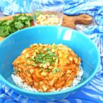 Slow Cooker Thai Coconut Chicken