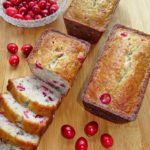 Cranberry Banana & Pecan Mini Loaves