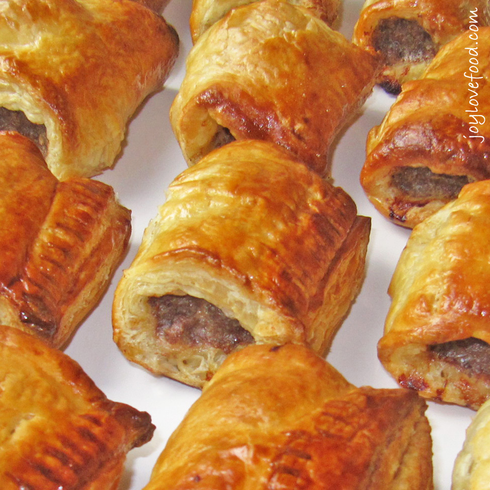 Dutch Sausage Rolls