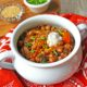 Crock Pot Chicken, Carrot & Chickpea Tagine