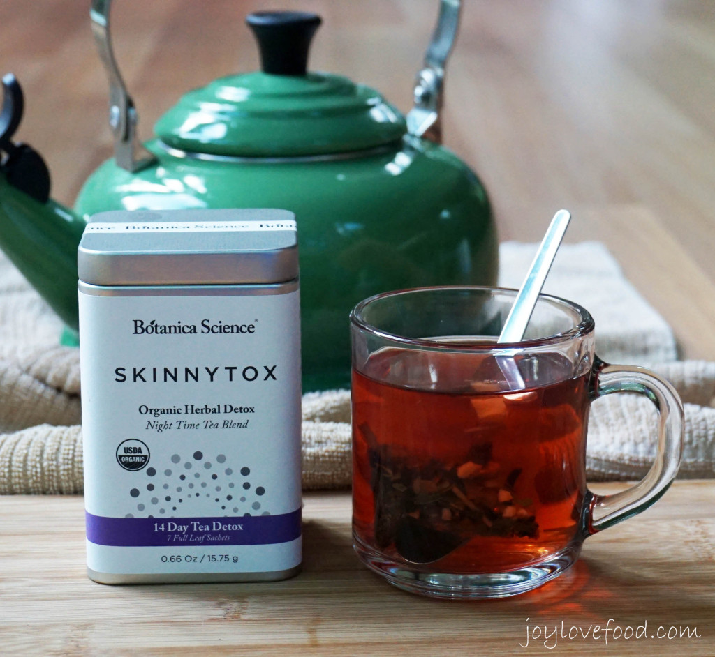 Skinnytox Night Time Tea