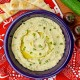 White Bean and Garlic Scape Dip