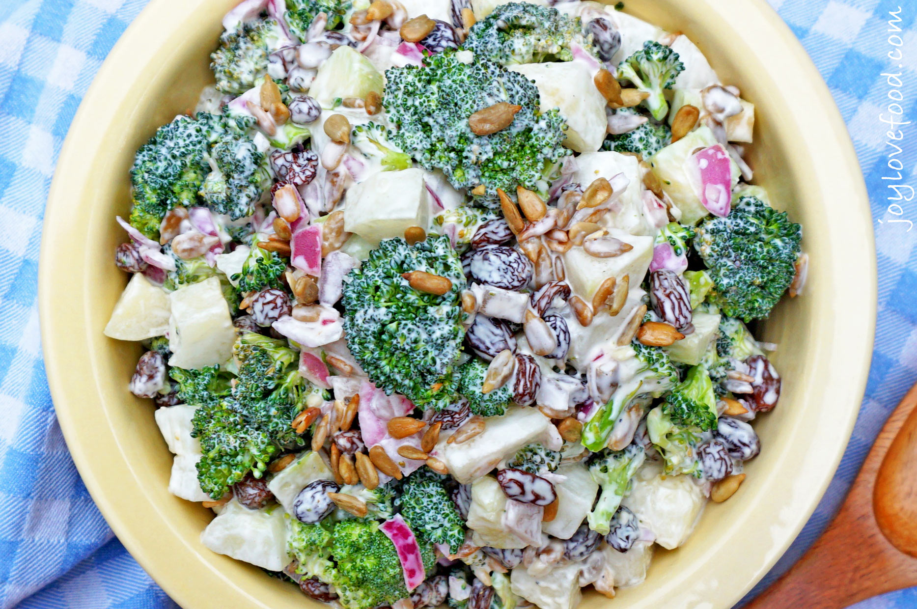 Broccoli with Onion, Bacon and Tomato advise