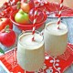 Apple Banana Chia Seed Smoothies