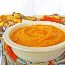 Rutabaga and Carrot Puree