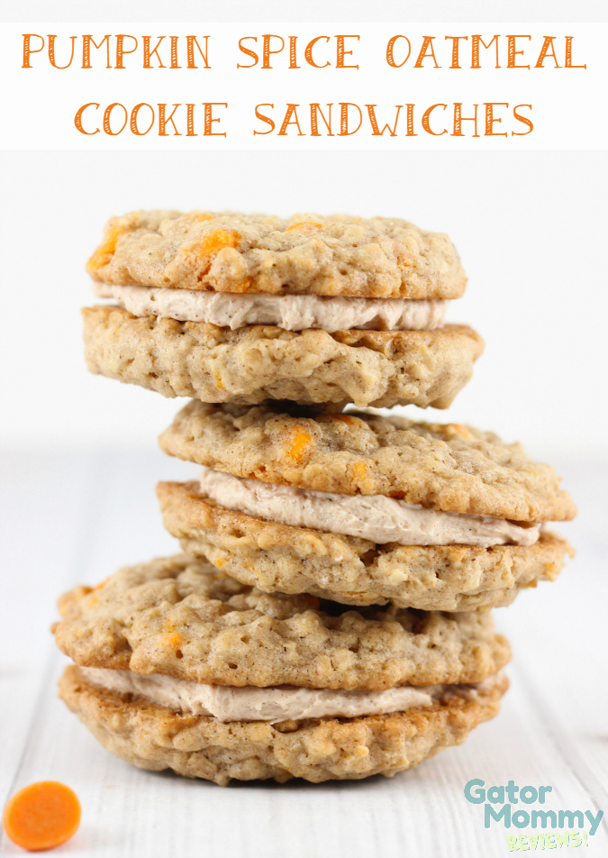 week41-pumpkin spice oatmeal cookie sandwiches