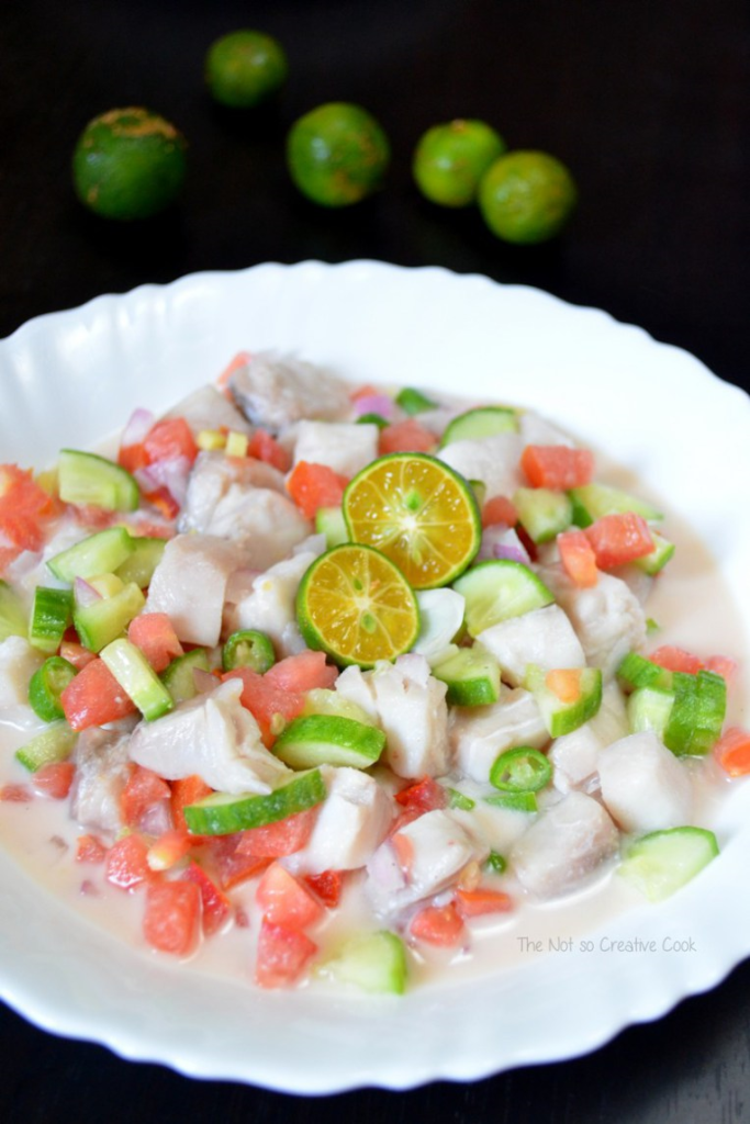 week42- fish ceviche