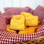 Orange Honey Cornbread