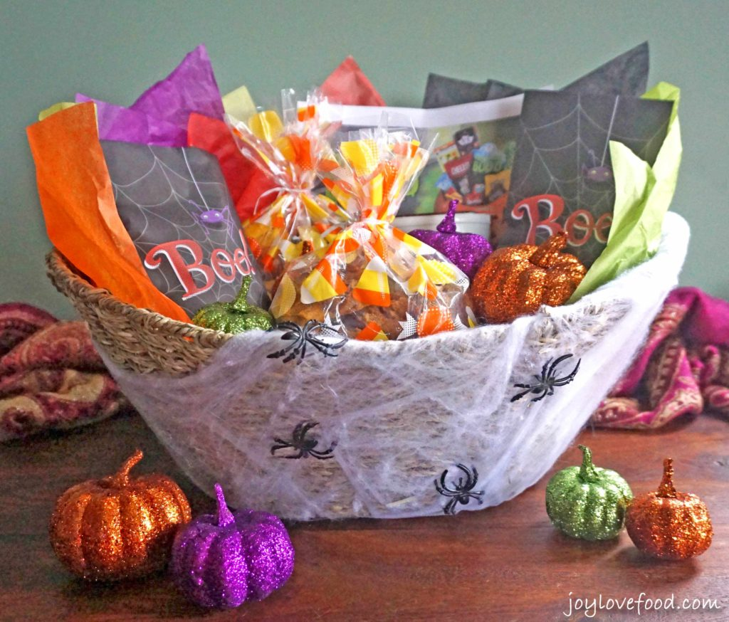 Pumpkin TWIX® Mini Scones + Ultimate BOO Basket